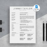 Jimmy-Taylow-Resume