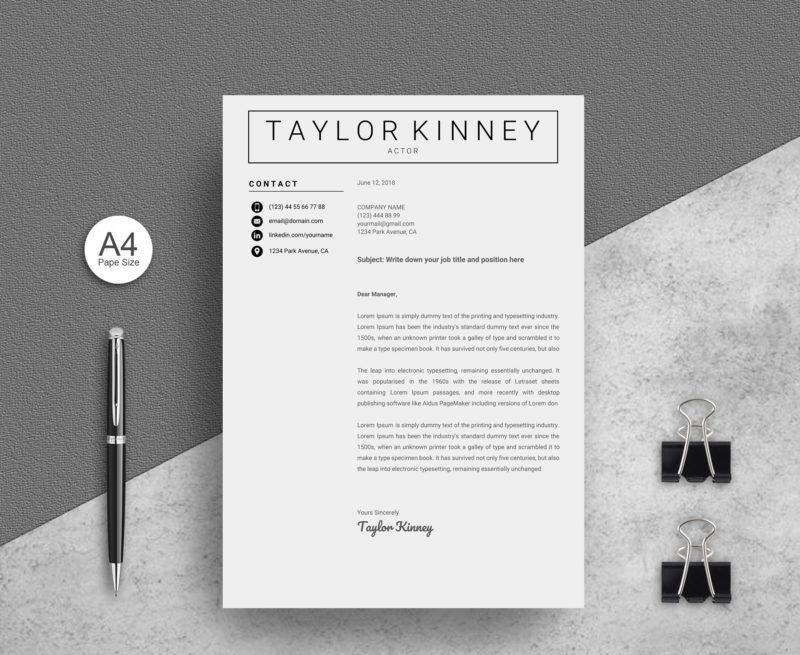 Taylor-Resume